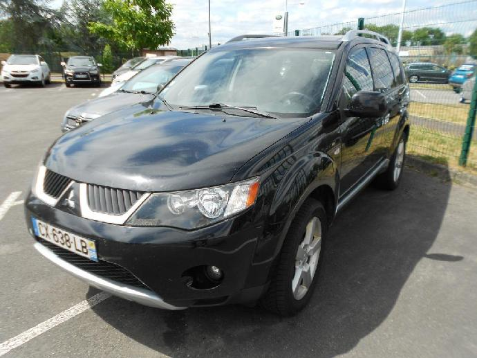 MITSUBISHI OUTLANDER INTENSE PLUS