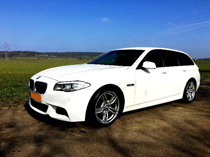 BMW 520D TOURING PACK M