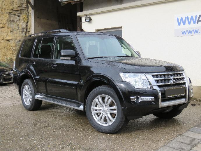 MITSUBISHI - PAJERO INTENSE PLUS