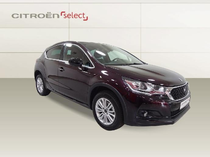 DS - DS 4 1.6 BlueHDi 115 EAT6 CROSSBACK